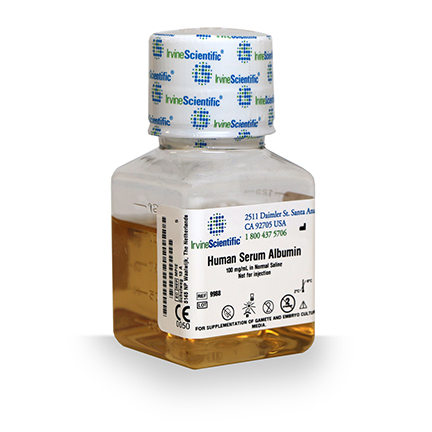Human Serum Albumin Solution