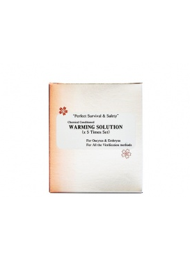Warming solution set 205